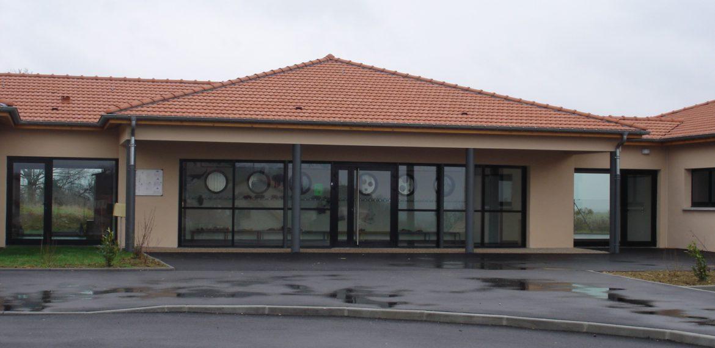 Construction d'une école primaire et espace périscolaire à Domèvre-en-Haye
