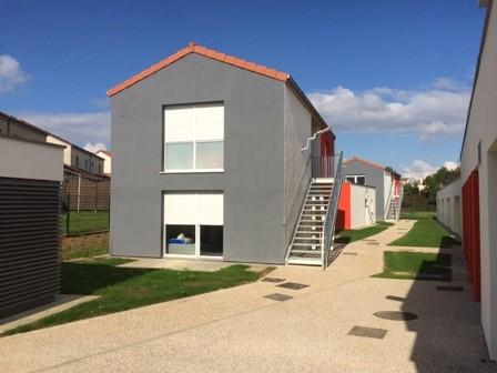 Construction d'un centre d'hébergement à Florange