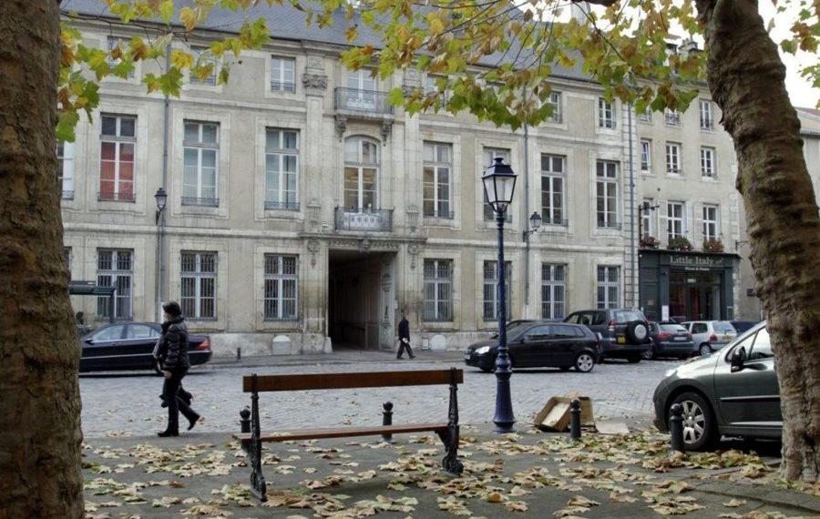 """Restructuration de """"l'hôtel de ludre"""" à Nancy"""