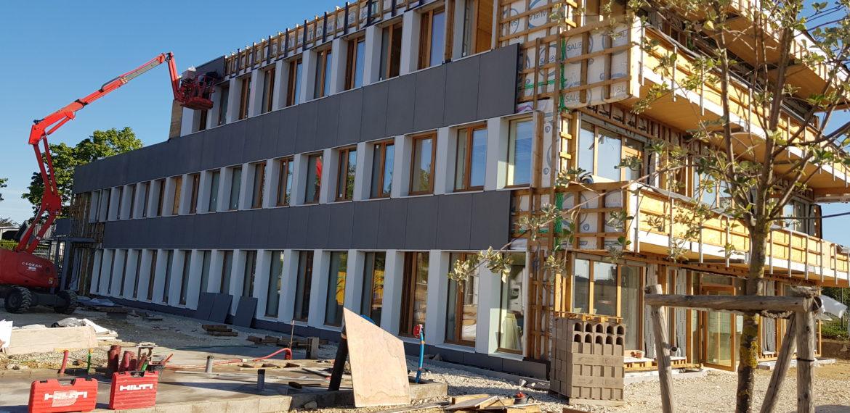 CONSTRUCTION D'UN BATIMENT DE BUREAUX – ESPACE K A TOUL
