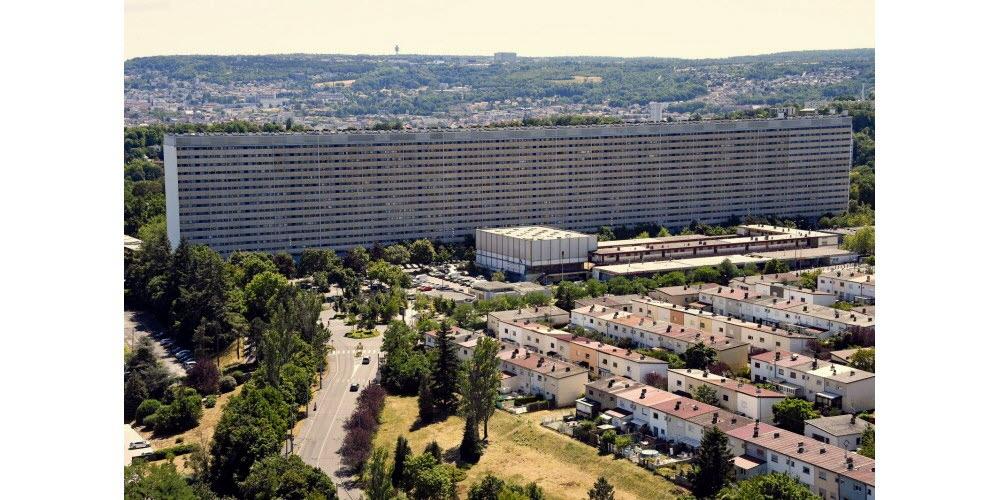 DECONSTRUCTION PARTIELLE ET REHABILITATION DES BATIMENTS « TILLEUL ARGENTE » ET « CEDRE BLEU »